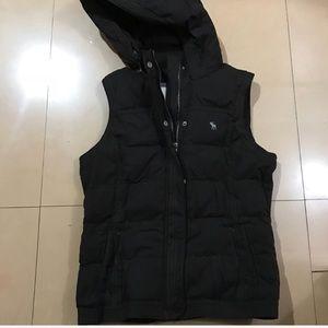 Abercrombie & Fitch vest. Size L.